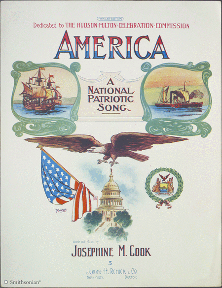 America: A National Patriotic Song
