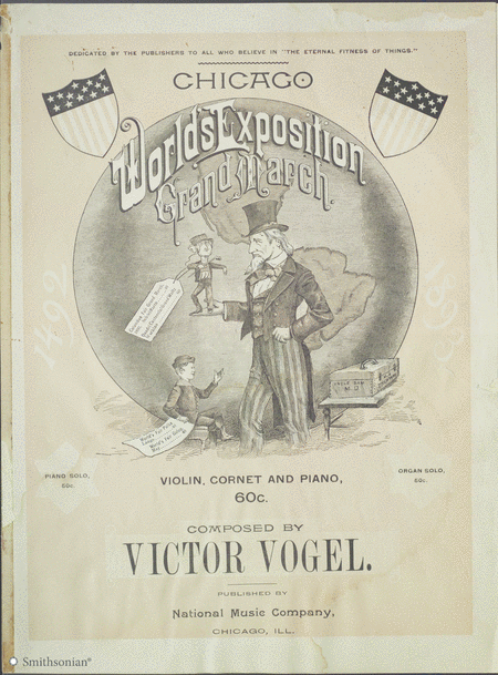 Chicago World's Exposition: Grand March