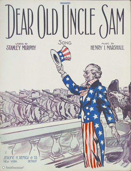 Dear Old Uncle Sam
