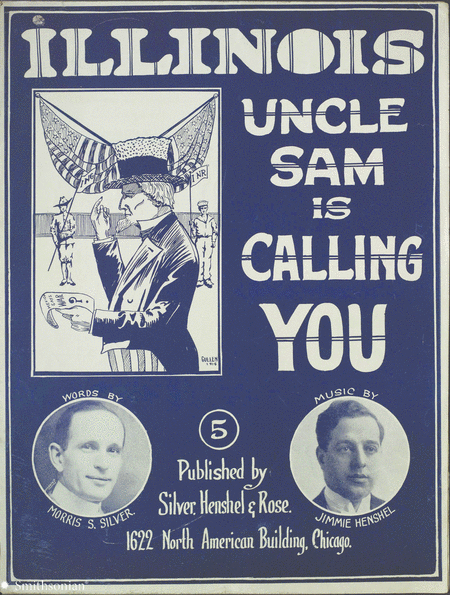 Illinois: Uncle Sam is Calling You