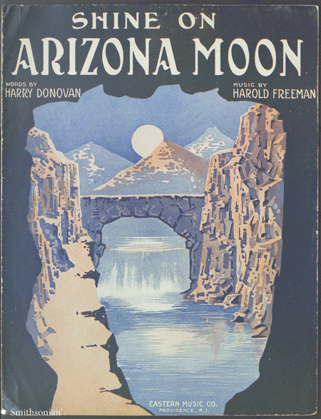 Shine On Arizona Moon