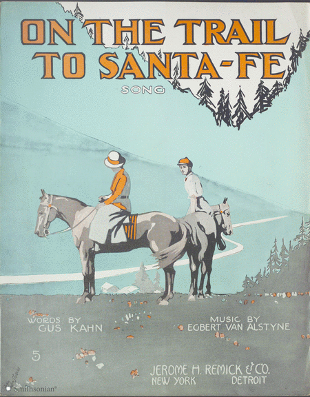 On The Trail to Santa-Fe