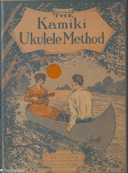 From the Kamiki Ukulele Method: Ua Like No A Like