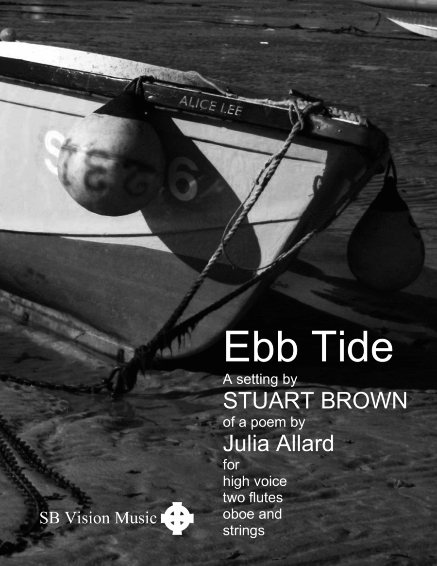 Ebb Tide - SCORE, VOCAL SCORE AND ALL PARTS