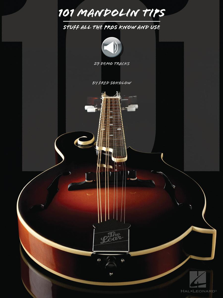 101 Mandolin Tips