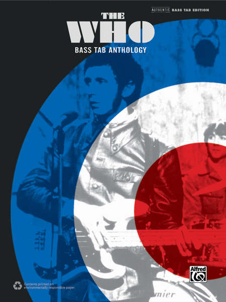 The Who -- Bass TAB Anthology