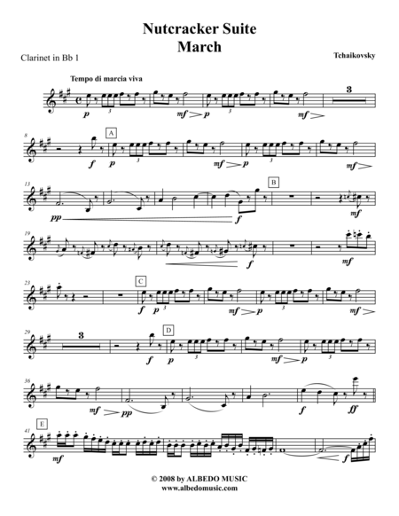 waltz of the flowers piano solo pdf