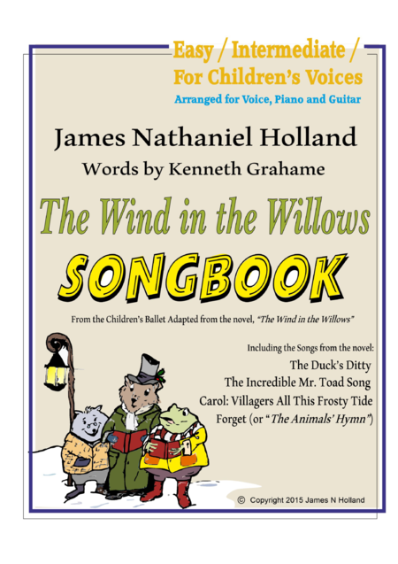 The Wind in the Willows Songbook