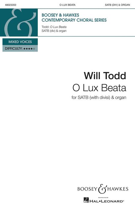 O Lux Beata