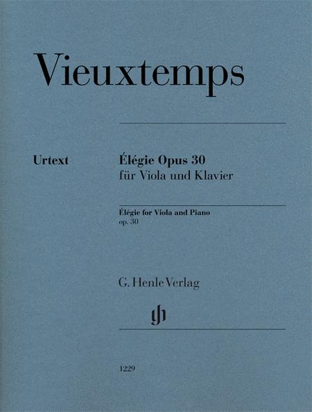 Elegie Op. 30