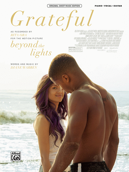 Grateful (from Beyond the Lights)