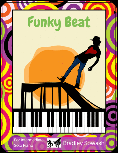 Funky Beat - Solo Piano