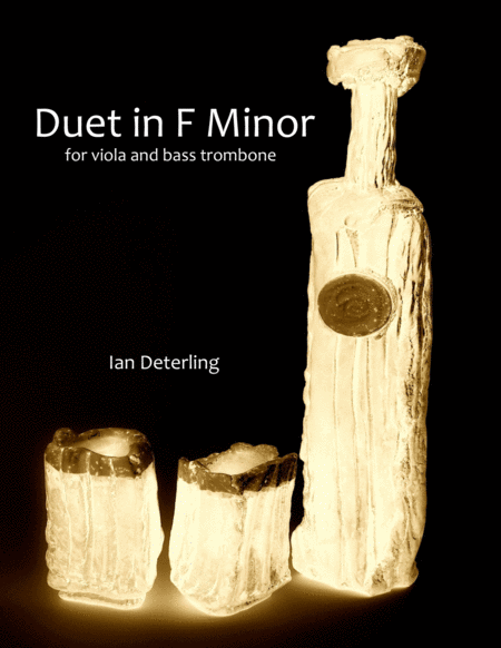 Duet in F Minor for Bass Trombone and Viola