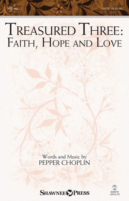 Treasured Three: Faith, Hope And Love