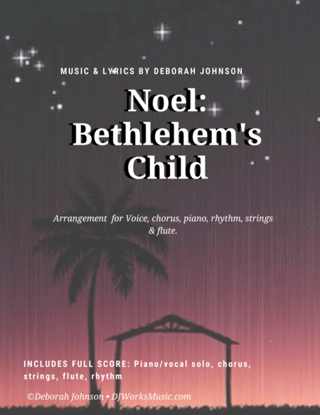Noel: Bethlehems Child