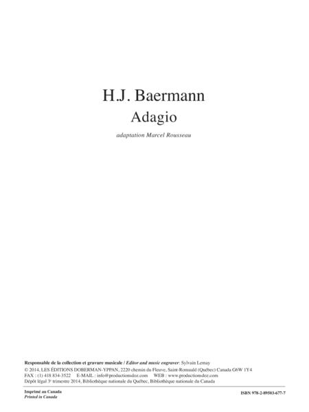 Adagio, opus 23