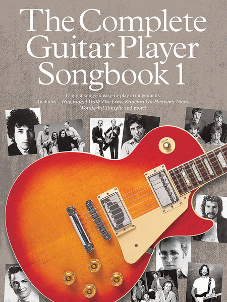 The Complete Guitar Player - Songbook 1