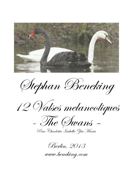 12 Valses melancoliques -