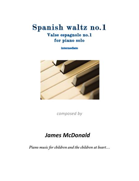 Spanish waltz no. 1
