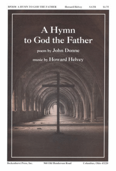 A Hymn to God the Father