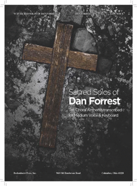 Sacred Solos of Dan Forrest (low voice)