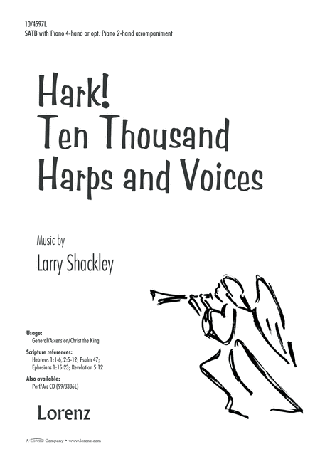 Hark! Ten Thousand Harps and Voices