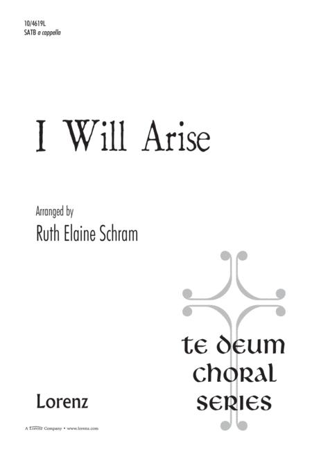 I Will Arise