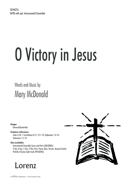 O Victory in Jesus
