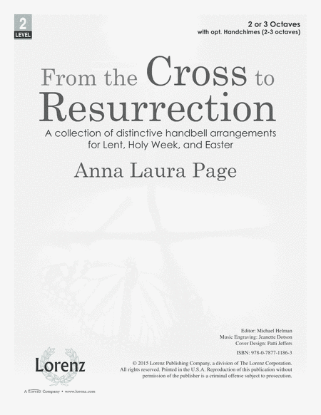 From the Cross to Resurrection