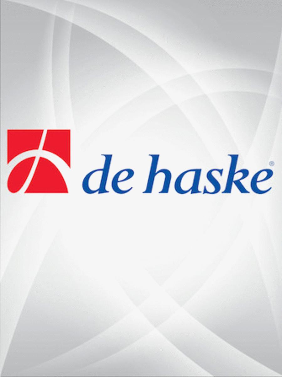 Brasserie For Brass Quintet And Concert Band Full Score