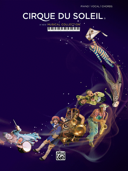 A New Musical Collection from Cirque du Soleil