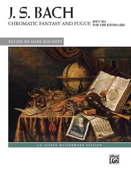 Chromatic Fantasy and Fugue, BWV 903