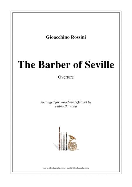 The Barber of Seville - Overture for Woodwind Quintet