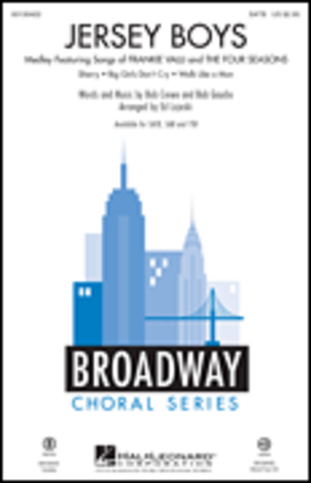 Jersey Boys (Medley) - Featuring Songs of Frankie Valli and The Four Seasons - ShowTrax CD