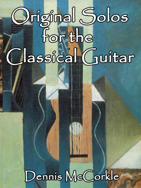 Original Solos for Classical Guitar (Collection)
