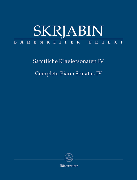 Complete Piano Sonatas IV