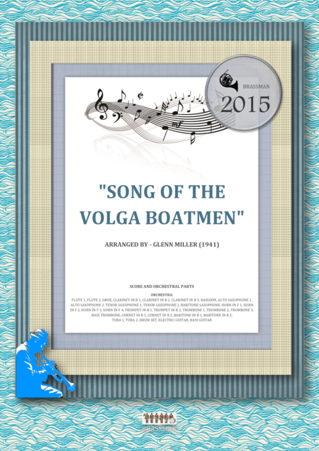 Song of the Volga Boatmen