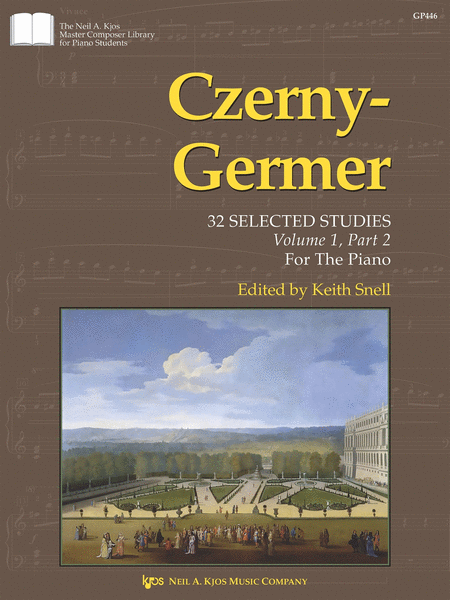Czerny-Germer I, 32 Selected Studies: Volume 1, Part 2