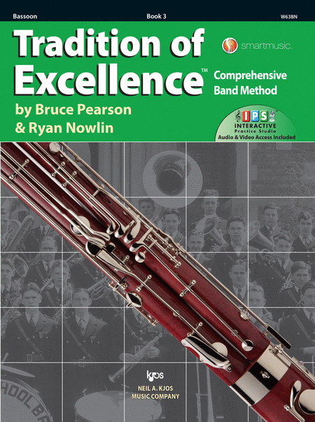 Tradition of Excellence Book 3 - Bassoon