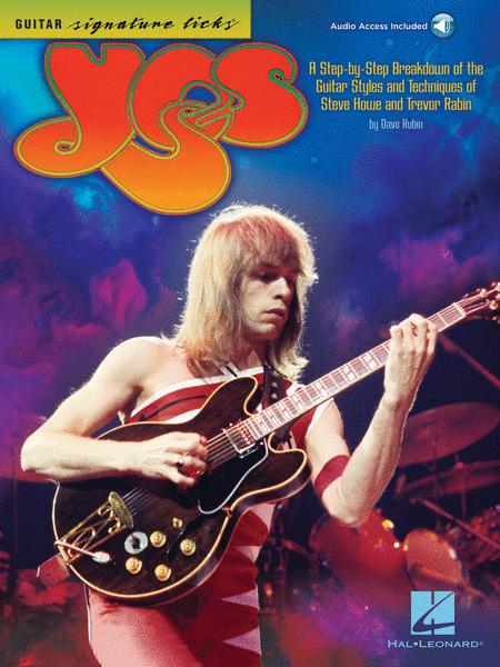 Yes - Guitar Signature Licks