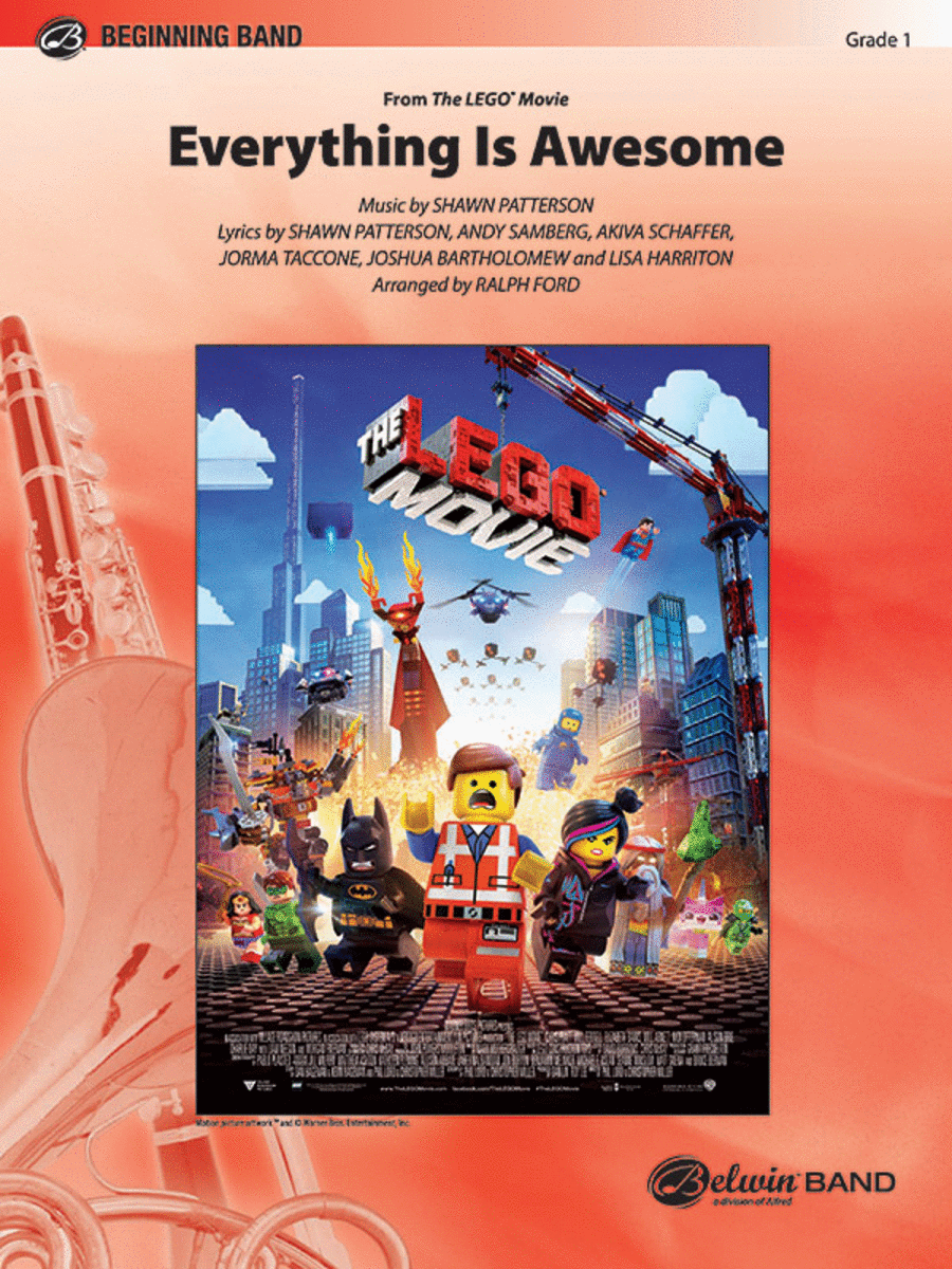 Everything Is Awesome (Awesome Remixxx!!!) (from The Lego Movie)