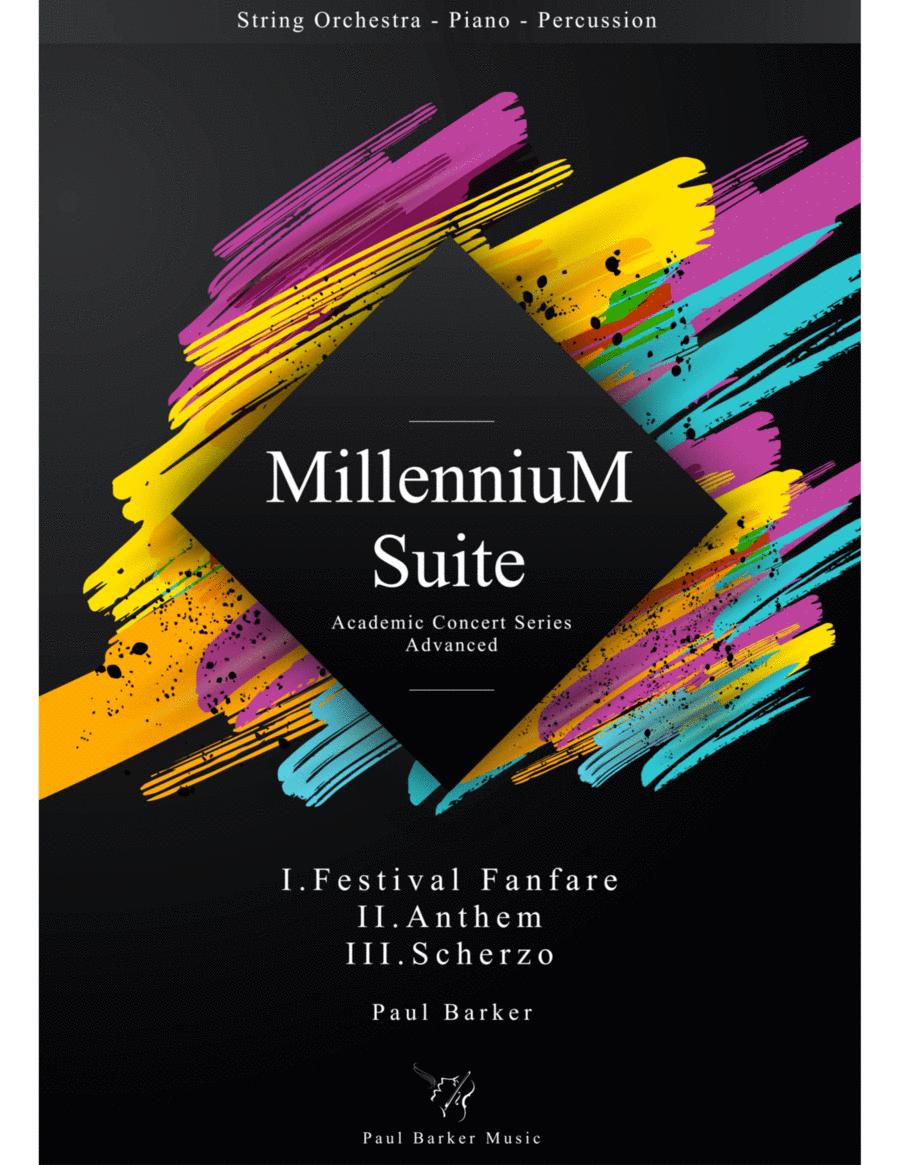 Millennium Suite ( Festival Fanfare - Anthem- Scherzo) Conductor's Score