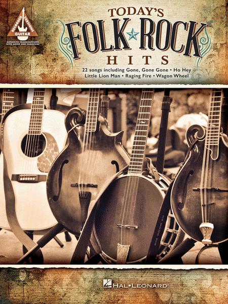 Today's Folk Rock Hits