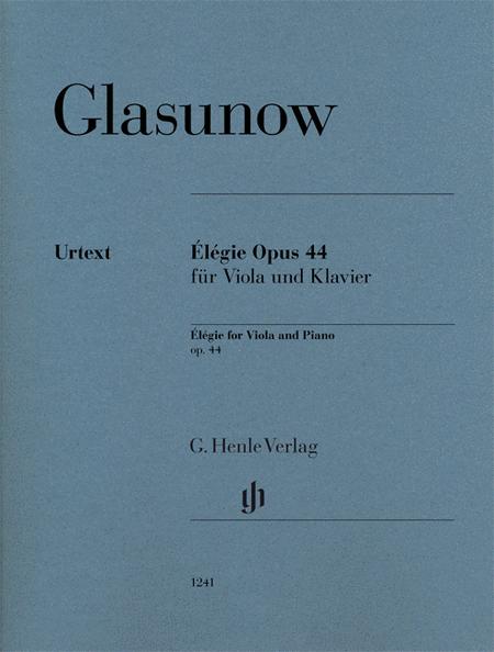 Elegie Op. 44