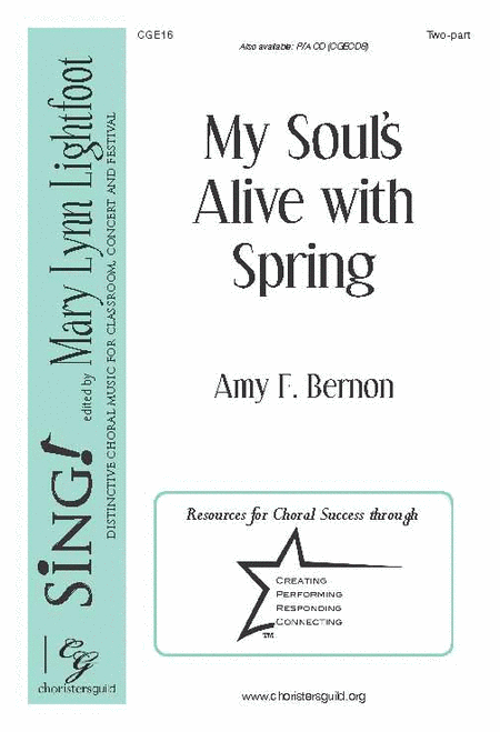 My Soul's Alive With Spring (2-part choir)