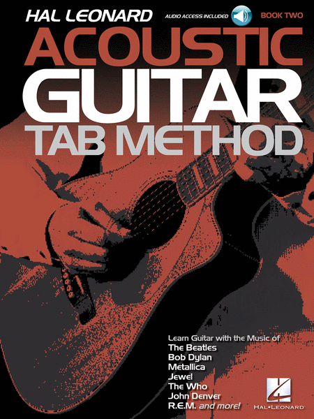 Pretty Book Cover Guitar : Hal leonard acoustic guitar tab method book sheet