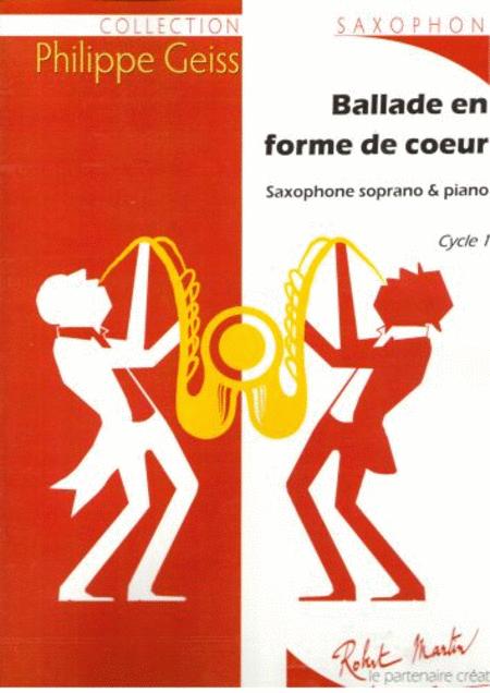 Ballade En Forme de Coeur (Soprano)
