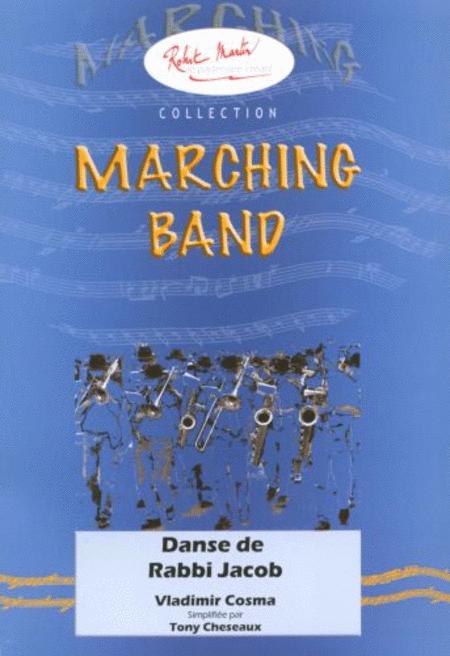 Danse de rabbi jacob sheet music by vladimir cosma sheet for Dans rabbi jacob