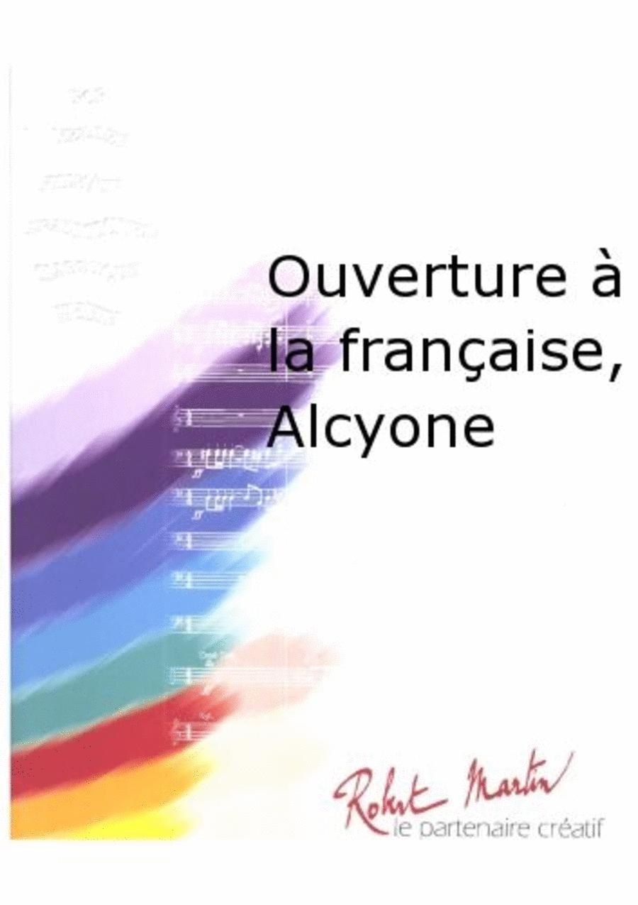 ouverture a la francaise alcyone sheet music by marin marais sheet music plus. Black Bedroom Furniture Sets. Home Design Ideas