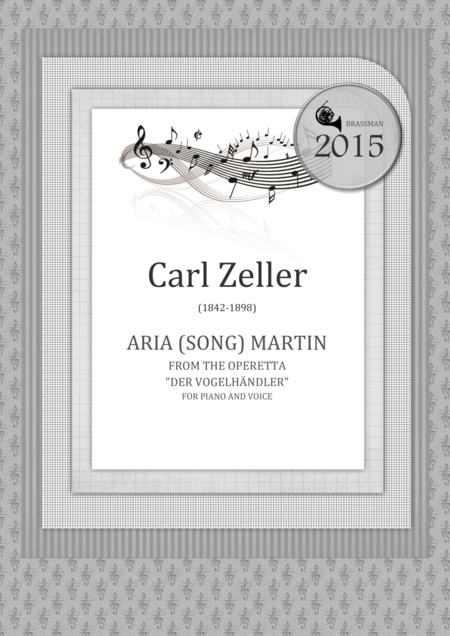 ARIA (SONG) MARTIN from the operetta